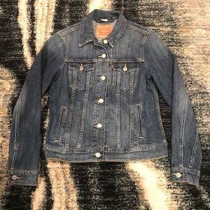 Levi's Jean denim jacket medium